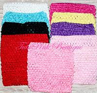 6 inch Crochet Top