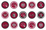 Bottle Caps Troy University Trojans