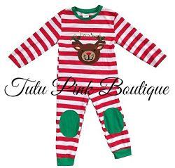Pajama Christmas PJ Rudolph