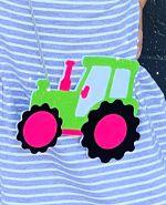 Purse Tractor