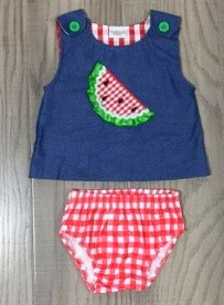 Bloomers & Watermelon Top
