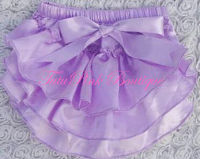 Bloomers Satin Lavender