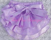 Bloomers Satin Lavender