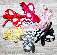 Crib Shoes Chevron