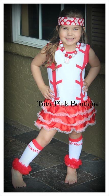 Petti Dress Baseball