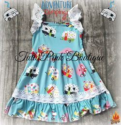 Boutique Dress Camper