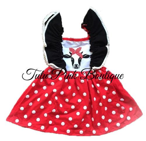Boutique Dress Heifer