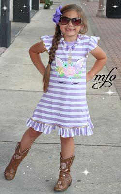 Boutique Dress Unicorn