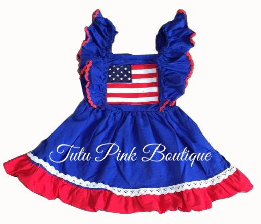 Boutique Dress Flag