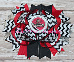 Hair Bow Boutique Stacked Bucs