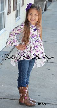 Top Hi Lo Boutique Top Betty Rose